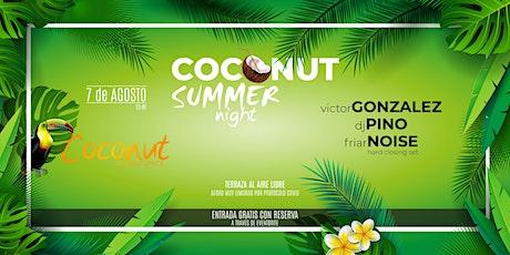 Coconut Summer Festival entradas