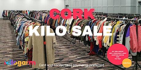 Cork Kilo Sale Pop Up 28th August tickets