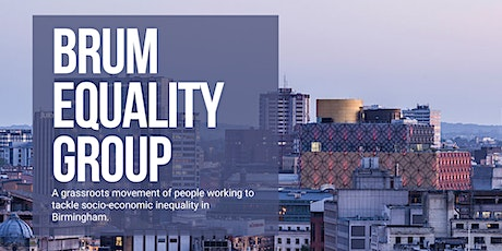 Birmingham Equality Group - August Meeting tickets