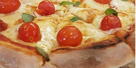 02/09 A verdadeira Pizza Italiana - 19h às 22:30 ingressos