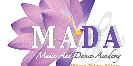 London MADA Summer Showcase tickets