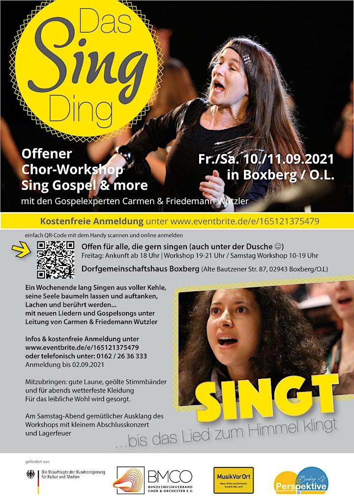 Das Sing Ding - Teil 1: Bild