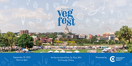 Twin Cities Veg Fest: Live and Virtual tickets
