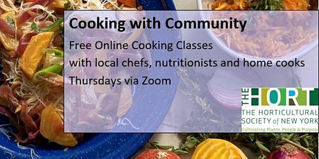 Cooking with Community tickets