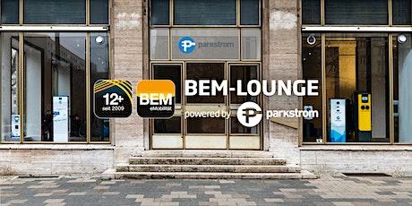 BEM-Lounge  bei Parkstrom in BERLIN Tickets