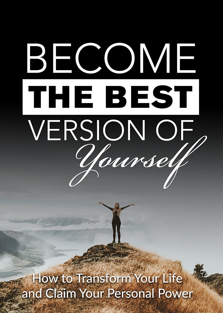 Becoming The Best Version of Yourself image