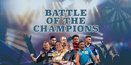 Battle of the Champions - Darts - Coventry tickets