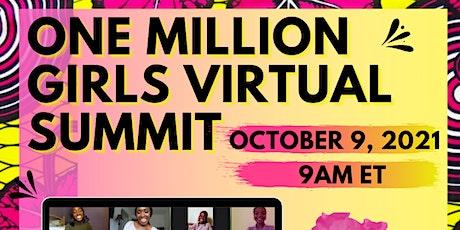One Million Girls Virtual Summit 2021 tickets