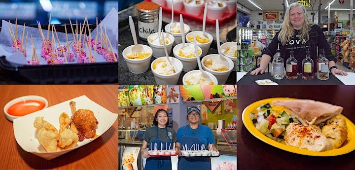 Flavors of Albany Park Restaurant Crawl 2021 image