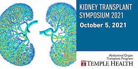 Temple  University Hospital Kidney Transplant Symposium 2021 tickets