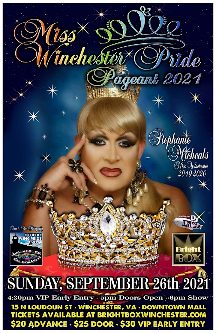 Miss Winchester Pride Pageant image