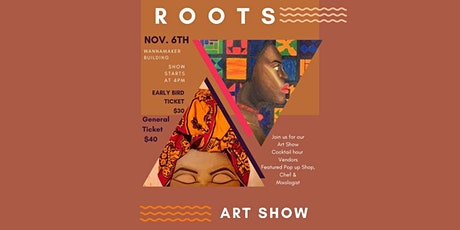ROOTS tickets
