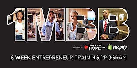 Small Business Development Training Program - Entrepreneurial Class tickets