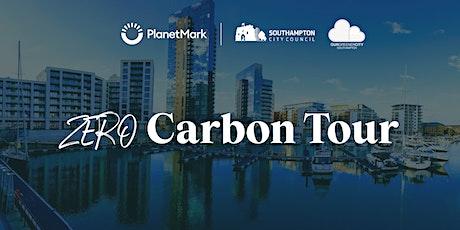 Southampton  Roadmap to net zero   Zero Carbon Tour tickets