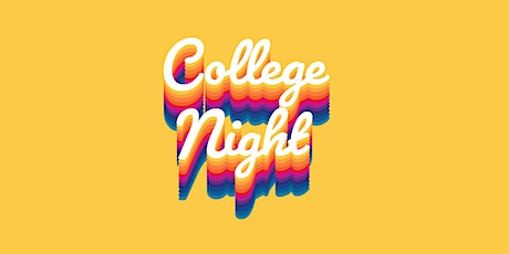 Unleashed Conference - College Night tickets