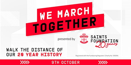 We March Together tickets
