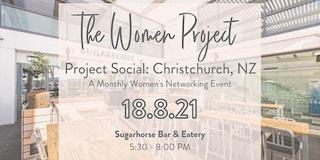 Project Social: Christchurch - A Women's Networking Social tickets