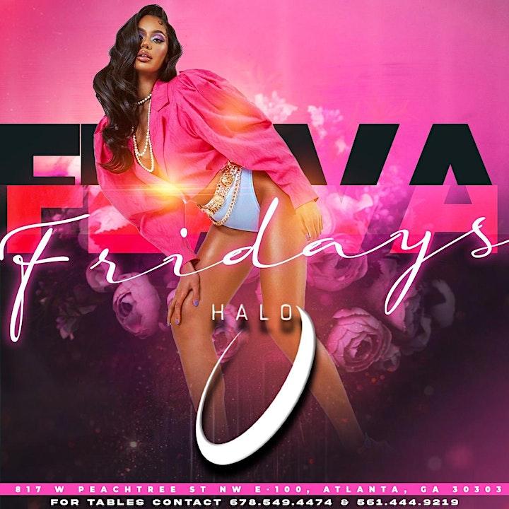 FLAVA FRIDAYS   ATLANTA's #1 INTERNATIONAL PARTY image