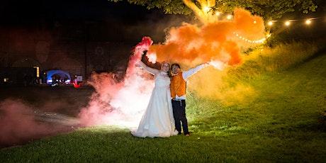 Fort Burgoyne Autumn Wedding Fair billets