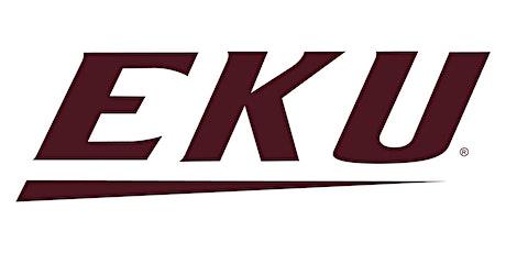 Eastern Kentucky University Representative Visit - Richmond, KY tickets