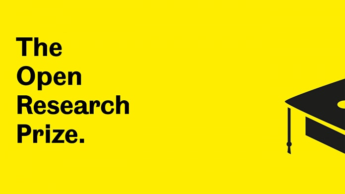 Thumbnail: Join us for a celebration of Open Research at the University of Sheffield with the winners of the Library's inaugural Open Research Prize.