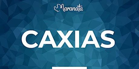 Celebração 08  agosto    domingo   Caxias ingressos