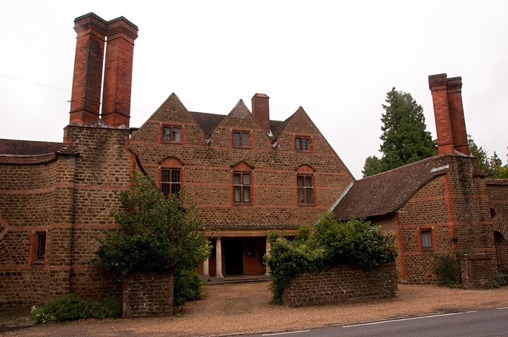 Arts and Crafts Houses in Surrey by Dr Anne Anderson image