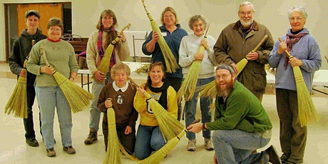 Broom Making - Hearth Brooms tickets