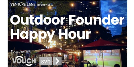 Outdoor Founder Happy Hour tickets
