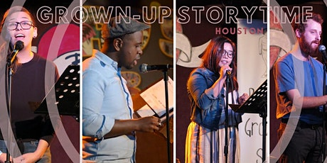 Virtual Grown-up Storytime 145 - GUST Returns! tickets