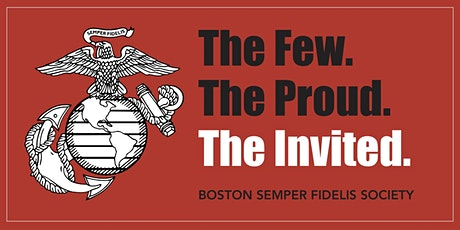 Boston Semper Fidelis Society USMC Birthday Luncheon tickets