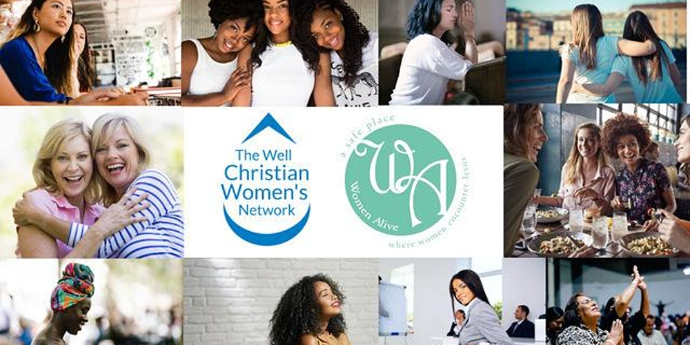 christian woman meeting