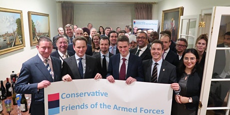 CF Armed Forces: Policy Pamphlet Launch tickets