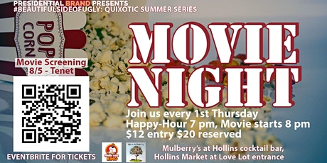 Movie Night at the Mulberry tickets