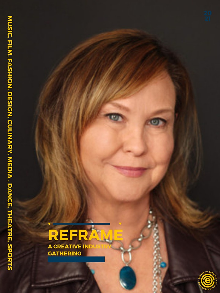 Reframe - A Creative Industry Gathering - Virtual image
