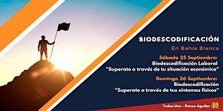 Biodescodificación - Bahía Blanca entradas