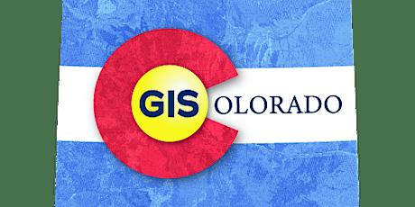 GIS Colorado Fall Meeting 2021 tickets