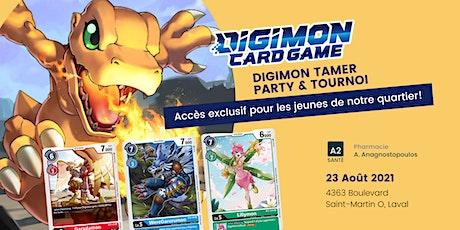 Digimon Tamer Party & Tournoi | Pharmacie A. Anagnostopoulos tickets