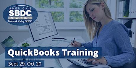 QuickBooks Training tickets