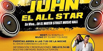 JUHN El All Star