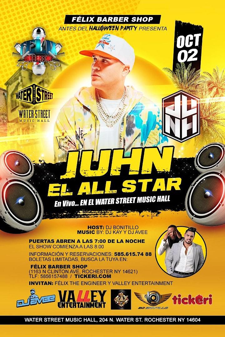 JUHN El All Star image
