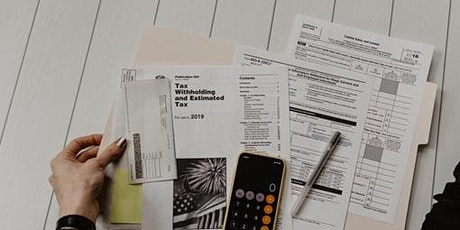 Free!!NJ Division of Taxation Sales Tax and NJ Online Sales Tax Workshop tickets