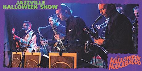 Jazzville Presents The Jazz Cartel Halloween Special tickets