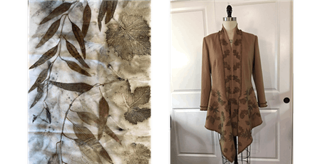 Webinar: Natural Dyeing and Eco Printing Techniques tickets