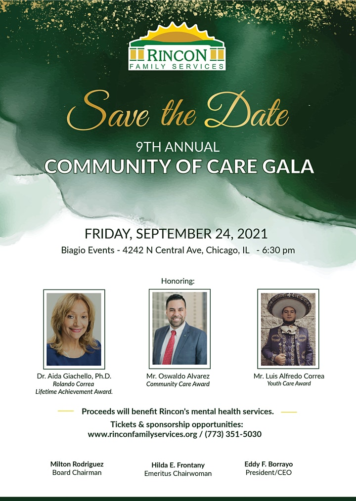 9th Annual Community of Care Gala image