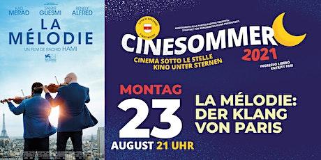 La Mélodie: Der Klang von Paris - Cinesommer 2021 (DE) biglietti