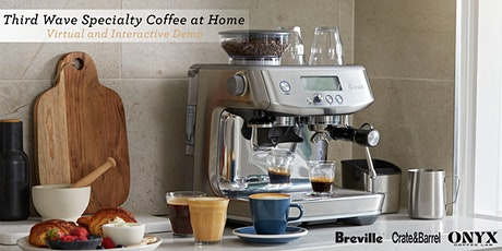 Third Wave Specialty Coffee at Home tickets