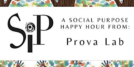 SIP: A Social Purpose Happy Hour tickets