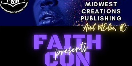 FAITHCON (MWCP&MEdia  Faithbased Book Lovers/Writer's  Virtual Conference) tickets