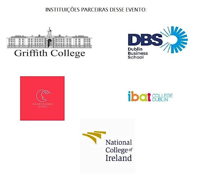 Higher Education Fair - Online - CI Irlanda image